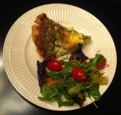 Bridal shower quiche