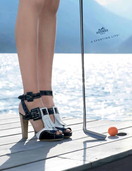 Hermes golf