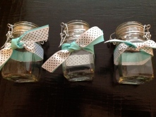 Finished jars