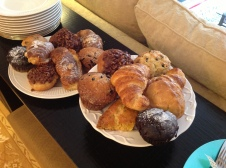 Flour pastries