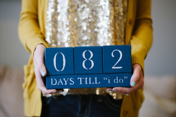 Wedding count down