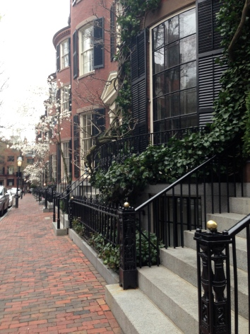 Boston's Beacon Hill