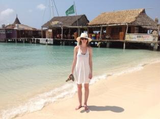 Aruba pier