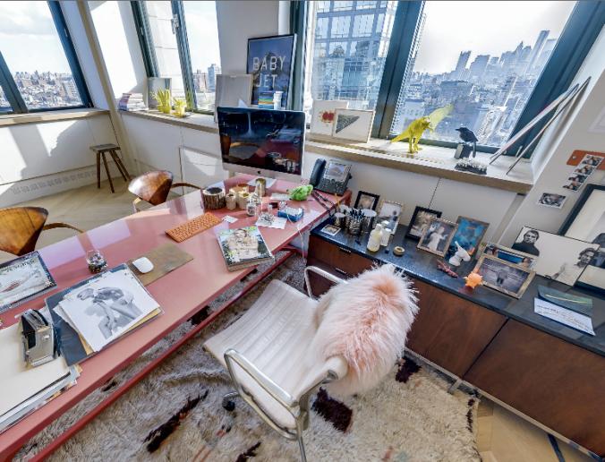 Jenna Lyon's office