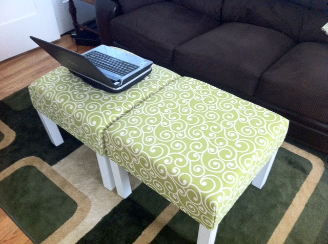 ikea coffee table ottoman