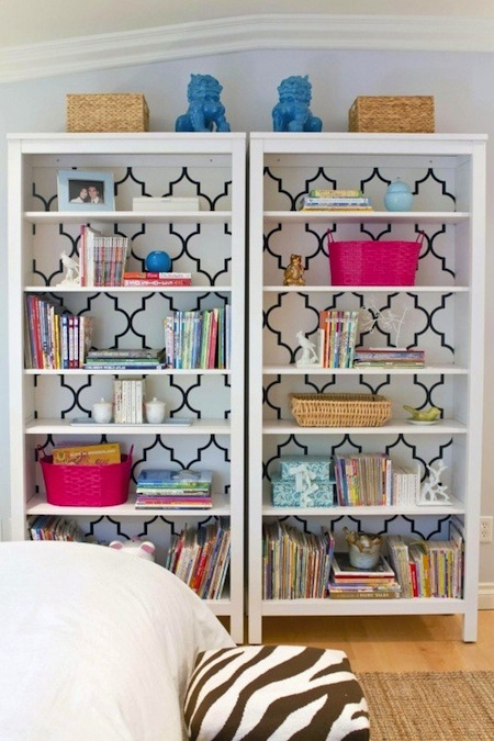 Ikea Shelving DIY